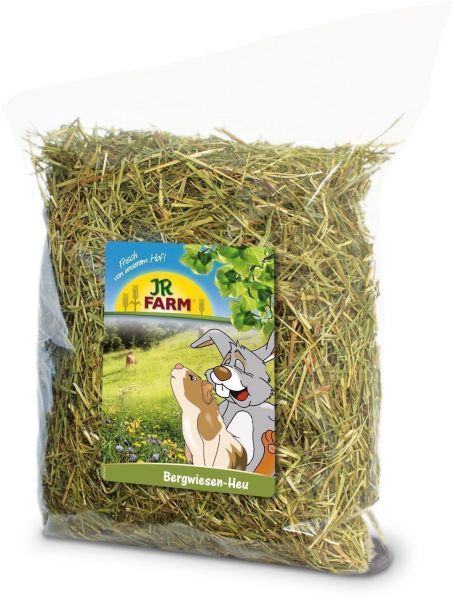 JR Farm Bergwiesen-Heu 500g